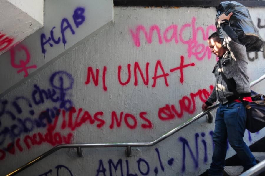 MARCHA FEMINISTA, ACTO DE PROVOCACIÓN Y MANIPULACIÓN: PRESIDENTE