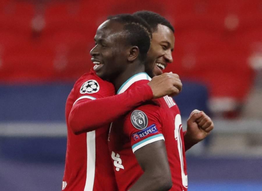 Liverpool camba el chip en la Champions y elimina al Leipzig