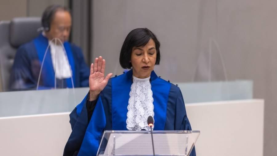 María del Socorro Flores primera mexicana en ser jueza en la Corte Penal Internacional