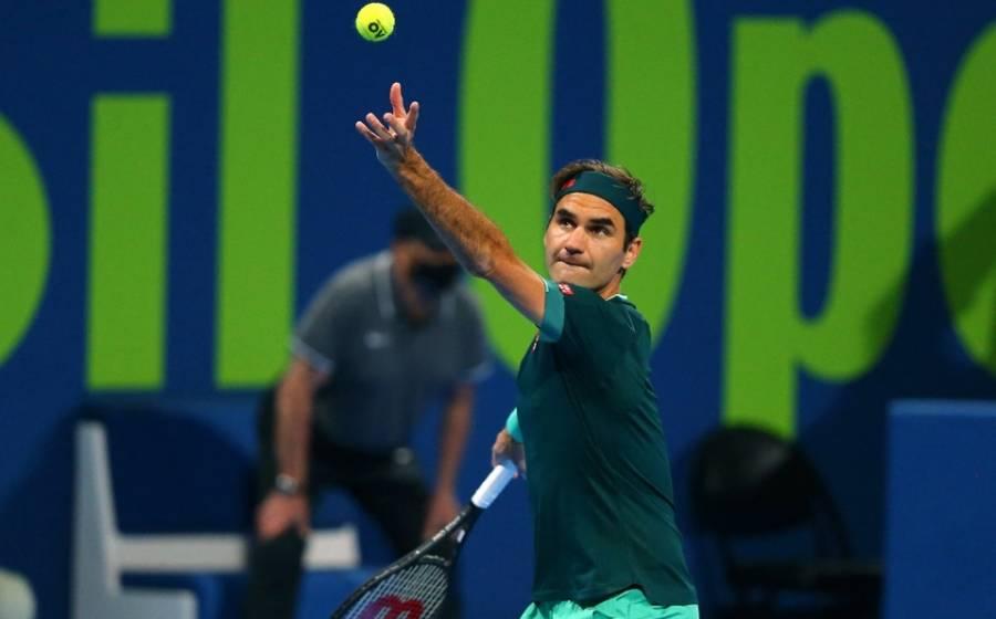 Federer vence a Evans en el Abierto de Qatar