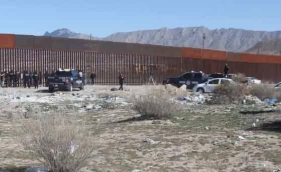 Se disparan detenciones en la frontera en febrero tras llegada de Biden
