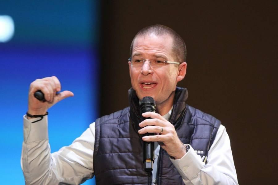 Reforma Eléctrica es como enviar telegramas en lugar de WhatsApp: Ricardo Anaya