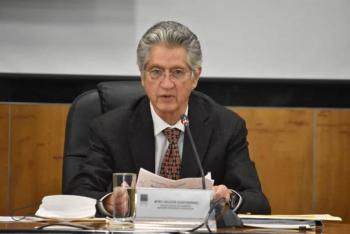 Niega auditor del NAIM dolo contra Presidencia