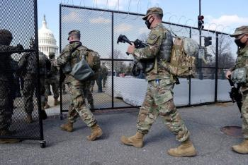 Pentágono de EEUU extiende militarización del capitolio hasta el 23 de mayo