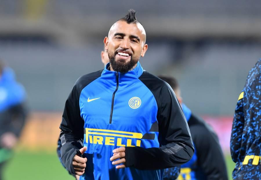 Arturo Vidal será sometido a operación de rodilla el viernes