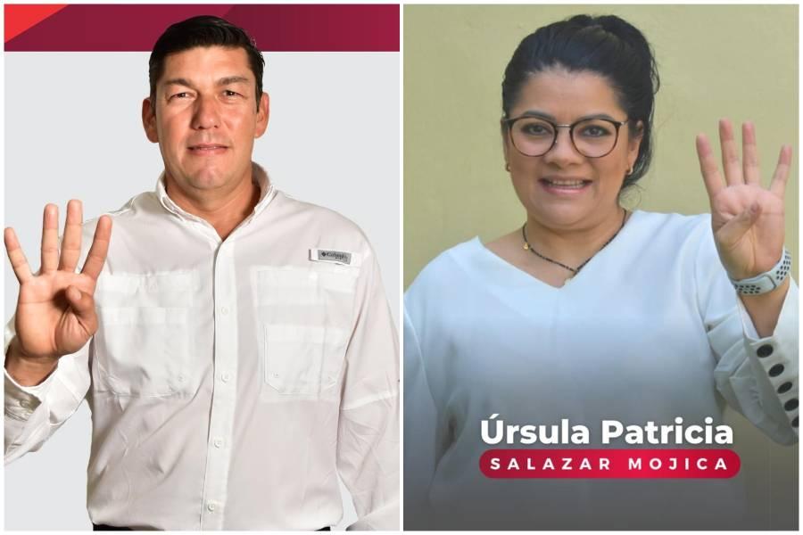 Buscan sobrinos de AMLO candidaturas en Tamaulipas