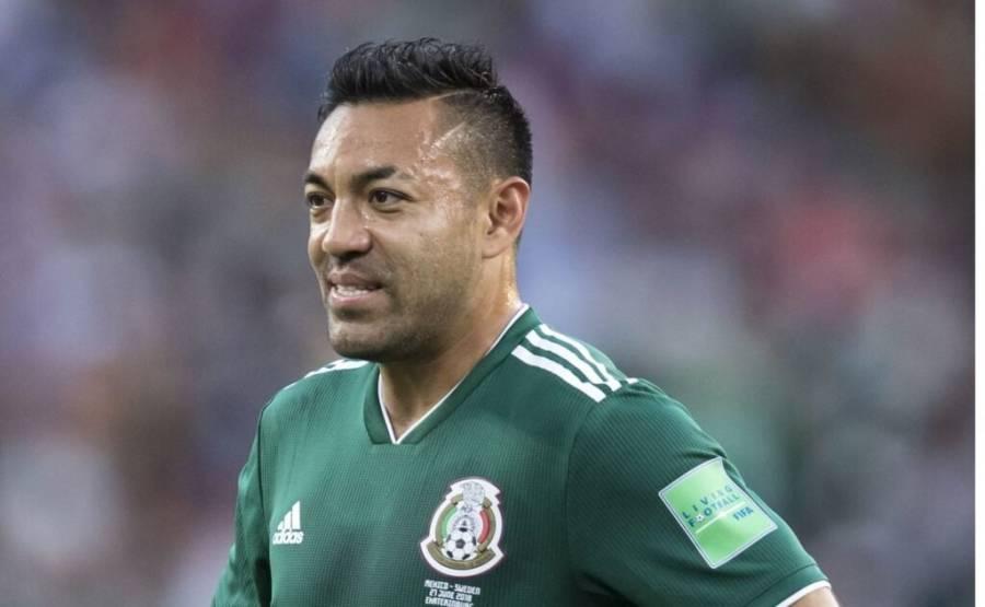 Separan a Marco Fabián del FC Juárez
