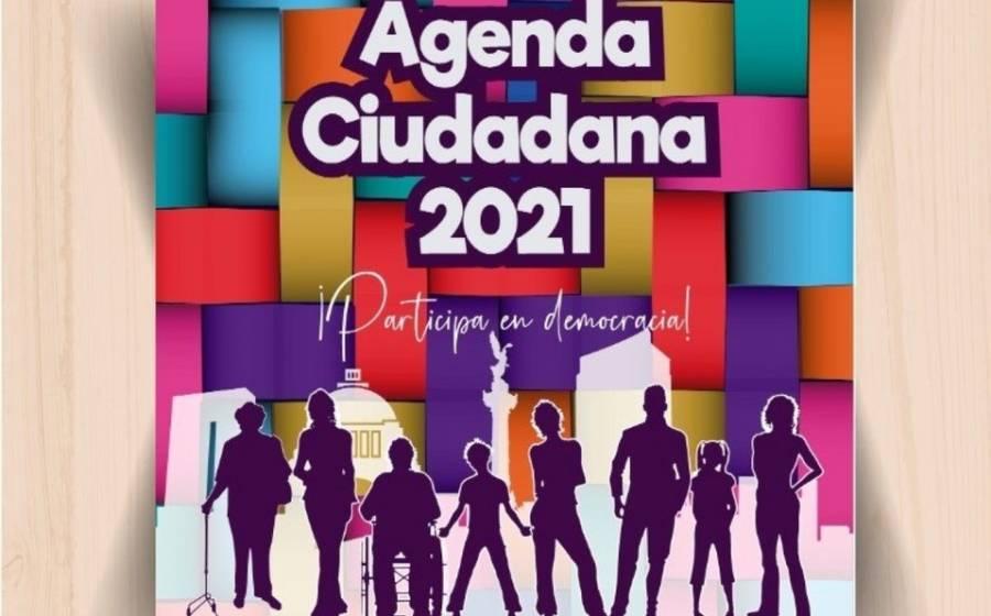 """Presenta IECM la """"Agenda Ciudadana 2021"""" ¡Participa en democracia!"""