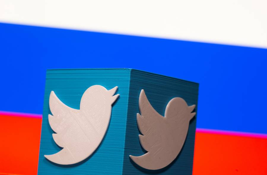 Rusia quita velocidad a Twitter por contenidos