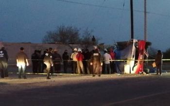 Mueren 12 personas en accidente de tránsito en Nuevo León