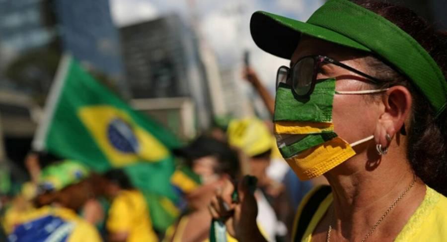COVID-19 en Brasil es