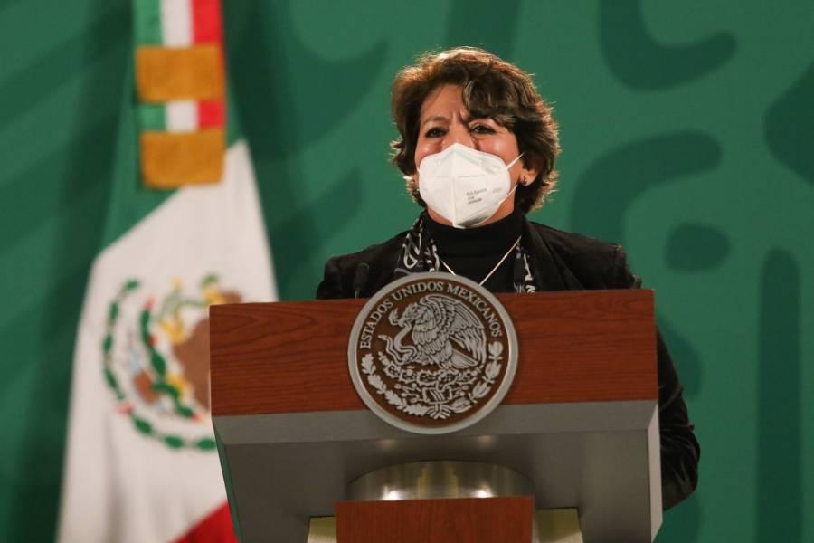 Ordena Delfina Gómez recorte y reubicación de personal en SEP