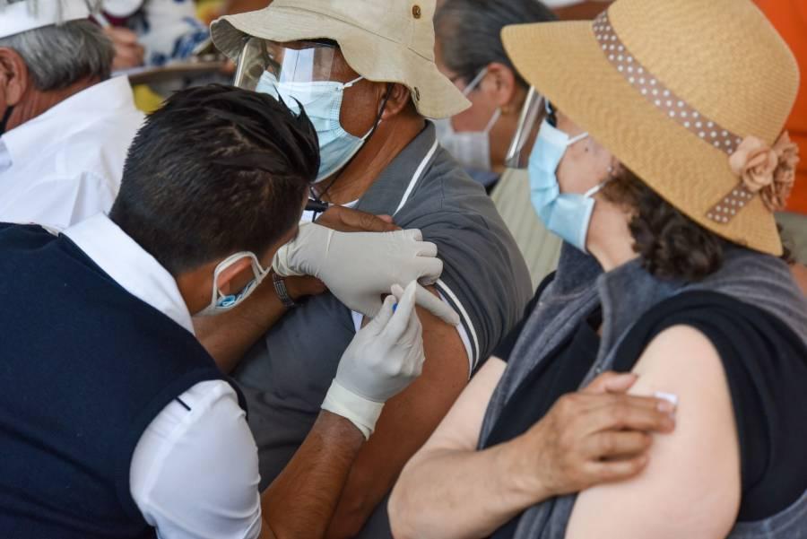Inicia aplicación de vacunas Covid-19 en municipios conurbados de Oaxaca