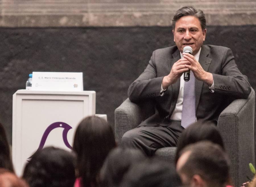 Clausura IECM curso de escuela de liderazgos indígenas
