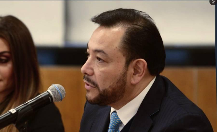 Héctor Serrano niega relación con protesta de transportistas