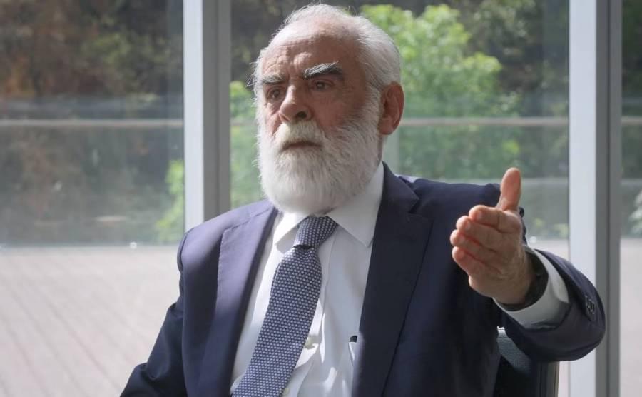 Diego Fernández de Cevallos: AMLO es un patán, sinverguenza y pajarraco