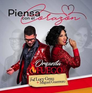 """La Orquesta de Fuego llega con """"Piensa con el Corazón"""""""