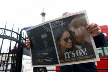 Popularidad de Enrique y Meghan cae en picada en Reino Unido tras entrevista con Oprah: sondeo