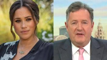 Meghan Markle presenta queja sobre el periodista Piers Morgan