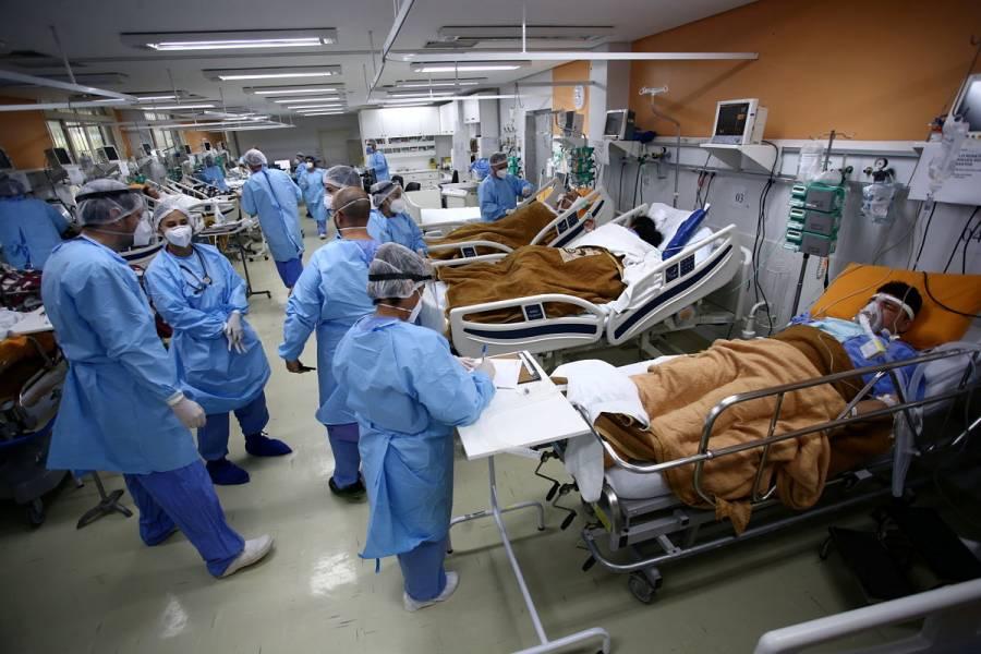Brasil supera a India y es el segundo país con más casos de COVID-19