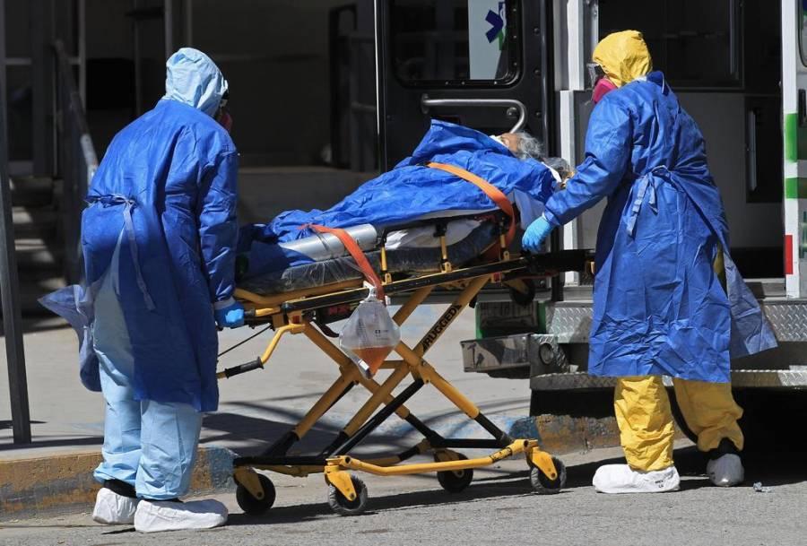 México registra 194 mil 490 fallecimientos por COVID-19