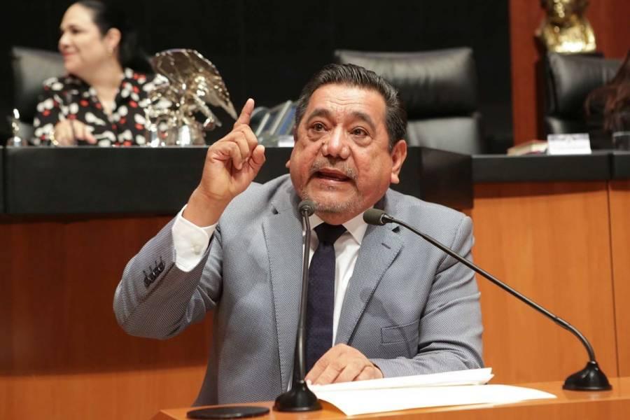Morena ratifica a Félix Salgado como candidato a la gubernatura de Guerrero