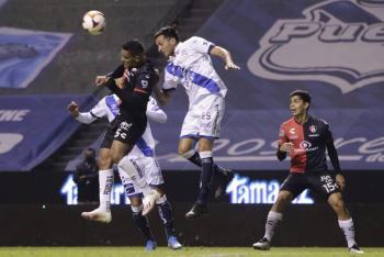 Puebla cae 1 - 0 ante el Atlas