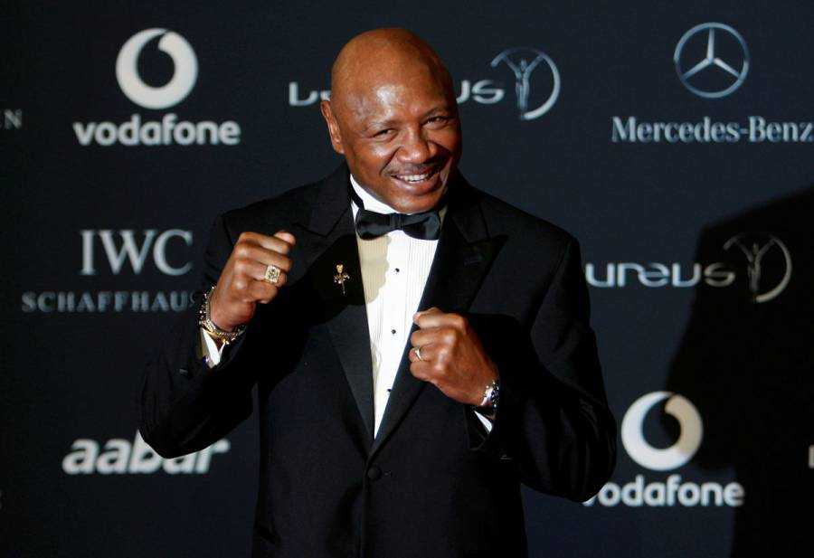 Marvin Hagler, leyenda del boxeo, muere a los 66 años