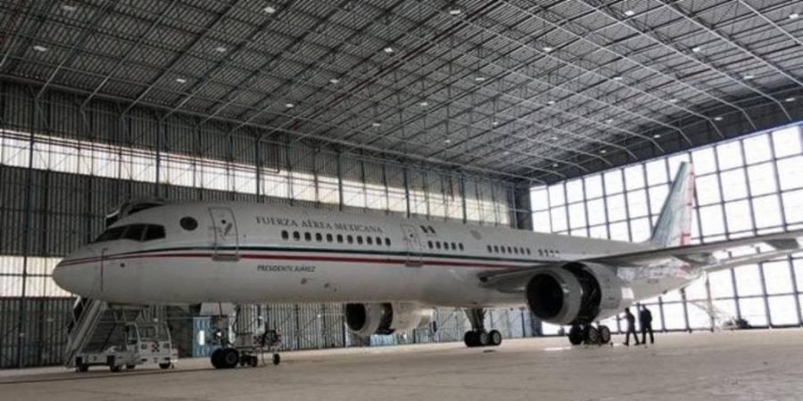 Indep obtiene 89.9 mdp en subasta de aeronaves de la Fuerza Aérea