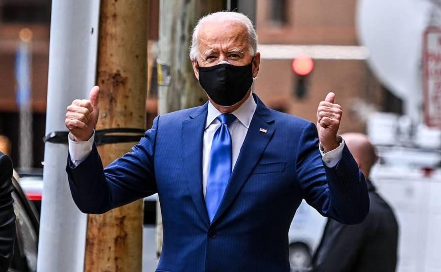 Llama Joe Biden a continuar con medidas preventivas como uso de cubrebocas