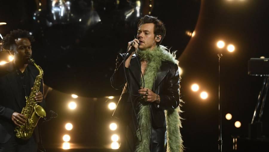 Harry Styles gana su primer Grammy