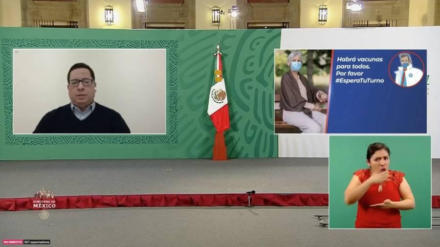 Hay en México 43 mil 317 casos activos de Covid-19