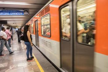 Mañana lunes, el Metro operará con horario de día festivo