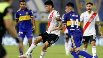 Boca Juniors y River Plate empatan
