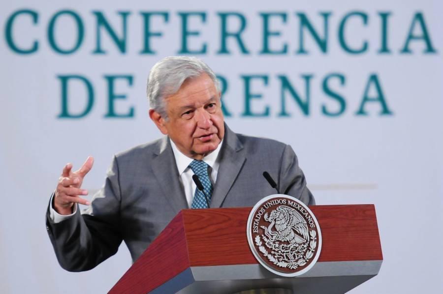 Pide AMLO a Arturo Zaldívar investigar amparo a Reforma Eléctrica