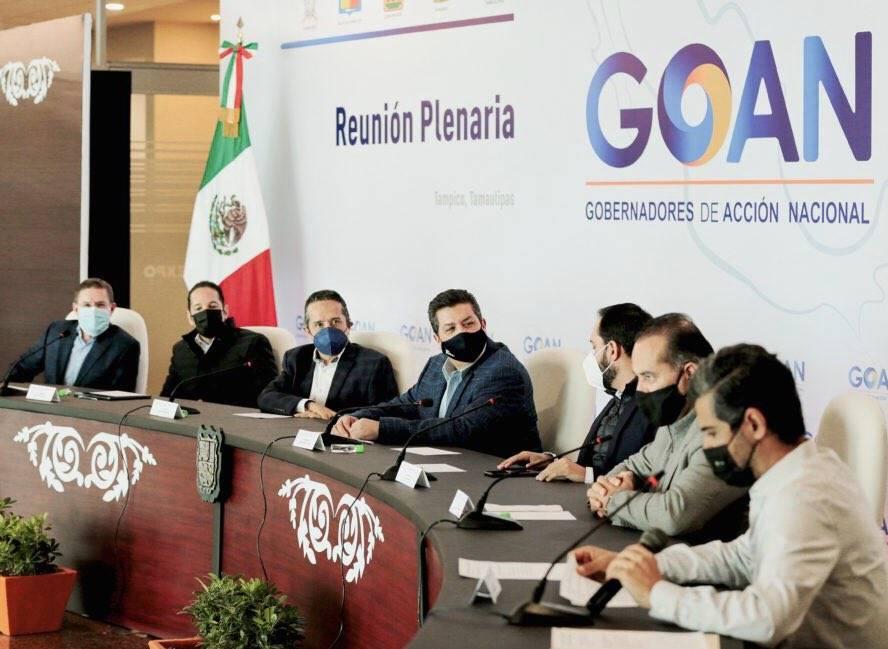 Destaca la GOAN avances en seguridad pública y desarrollo económico en Tamaulipas