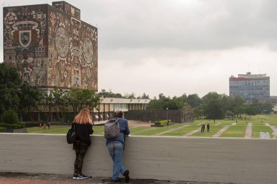 Estudiantes de la UNAM denuncian falta de pagos de Beca de Manutención desde el año pasado