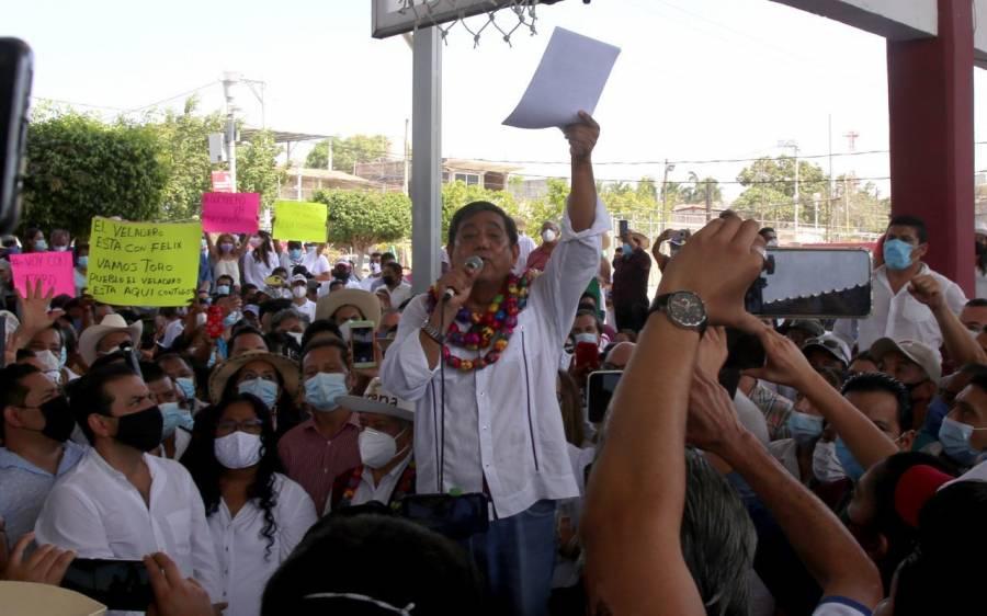Arranca campaña de Félix Salgado en Guerrero