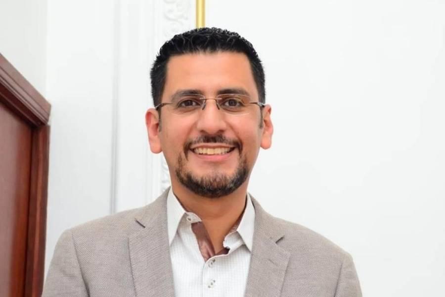 Carlos Castillo va por Coyoacán con Morena y PT en elecciones 2021