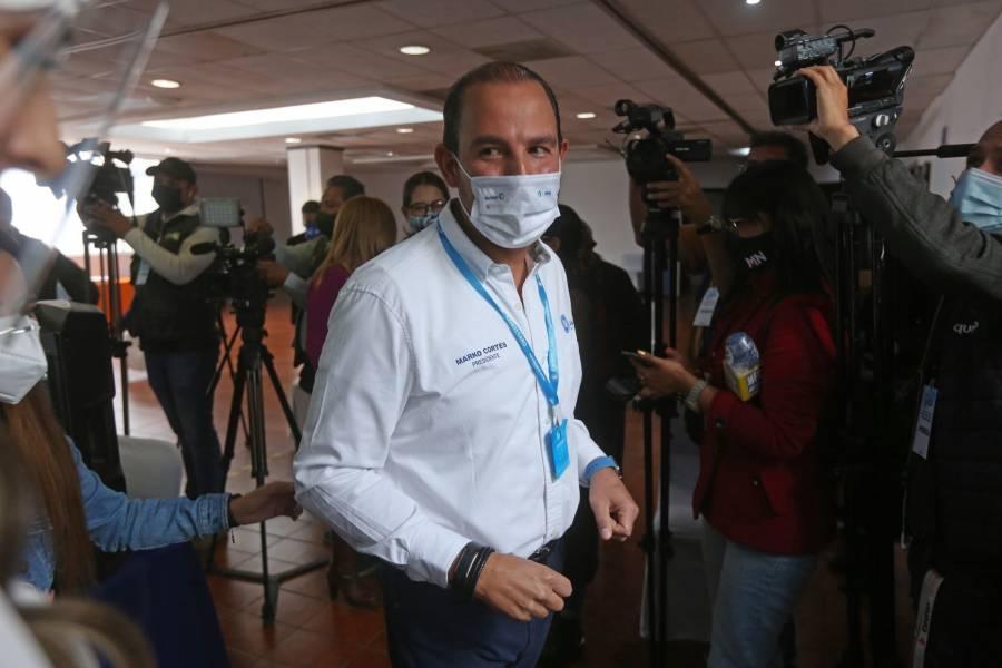 Expropiación Petrolera se conmemorará con gasolinazos y corrupción en Pemex: Marko Cortés