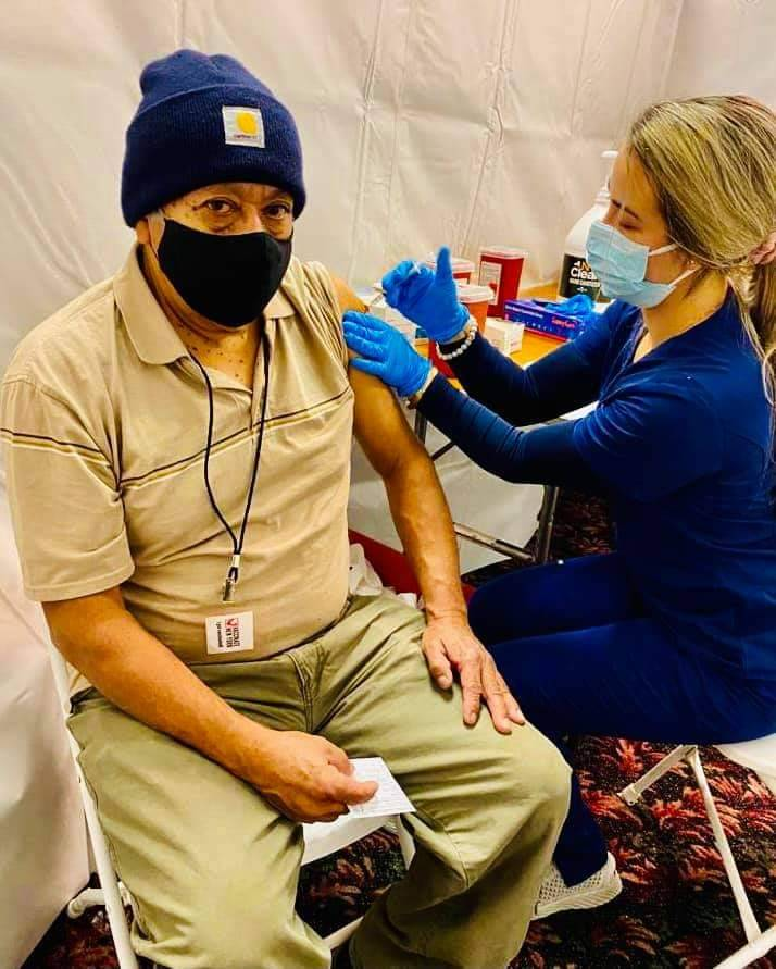 Mexicanos en NY, con poco acceso a vacunas