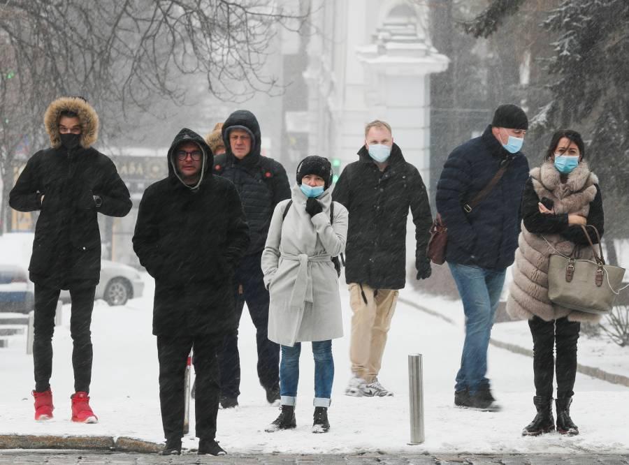 Hallan en Ucrania, nueva cepa de COVID-19 altamente contagiosa