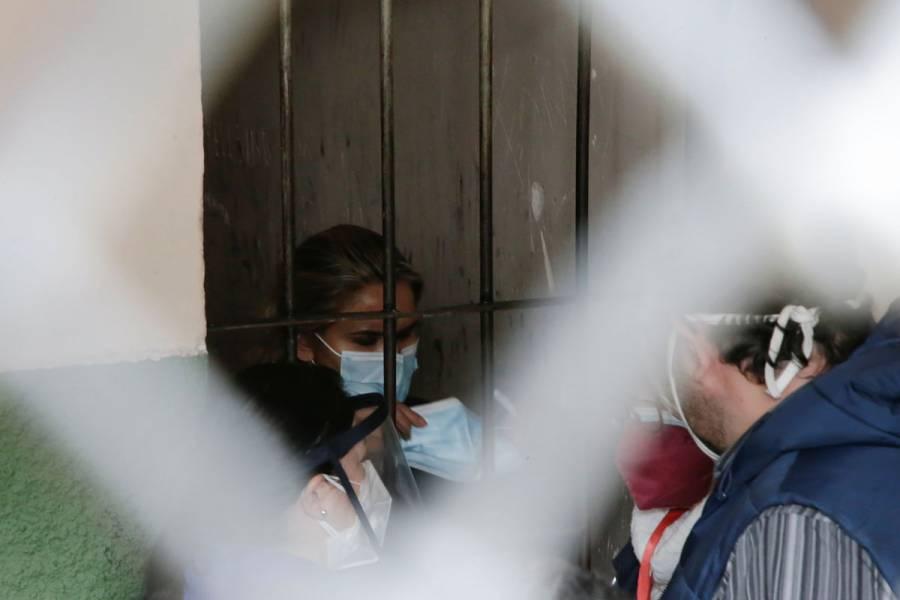 Dictan cuatro meses de prisión preventiva contra Jeanine Áñez