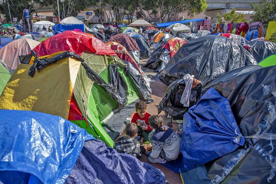 Ante niñez migrante, México garantizará su seguridad