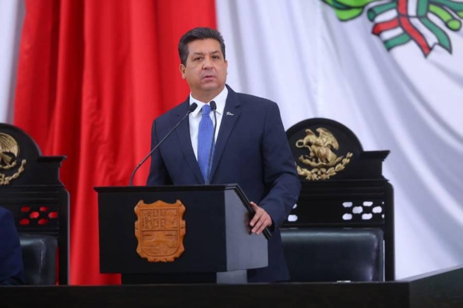 Gobernador Cabeza de Vaca: no claudicaré ante la adversidad