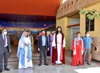 Por segundo año consecutivo, Iztapalapa realizará Semana Santa vía virtual