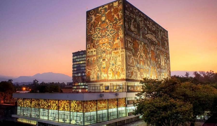 Docentes de la UNAM se manifiestan por falta de pagos