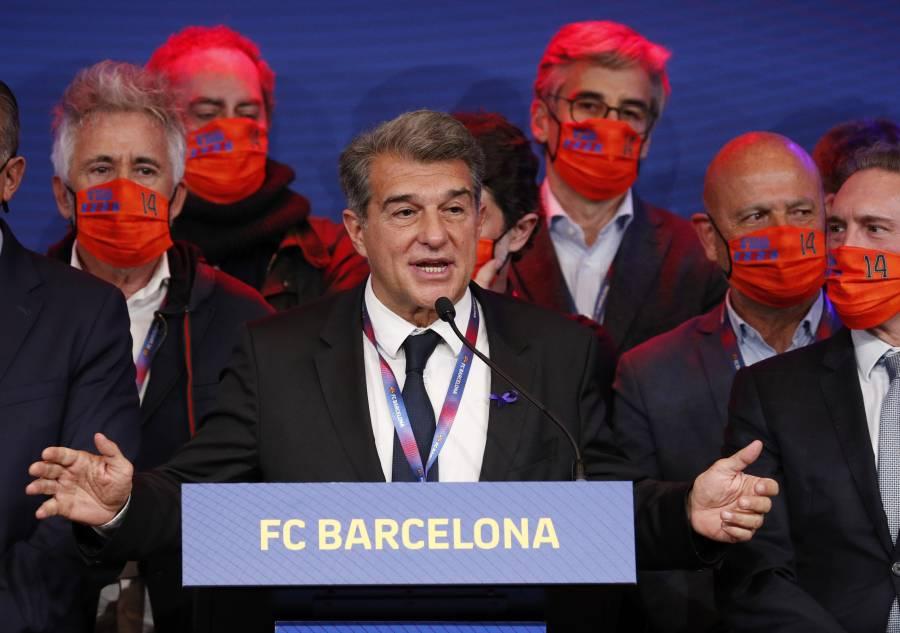Laporta consigue el aval y este miércoles será oficialmente presidente del Barcelona
