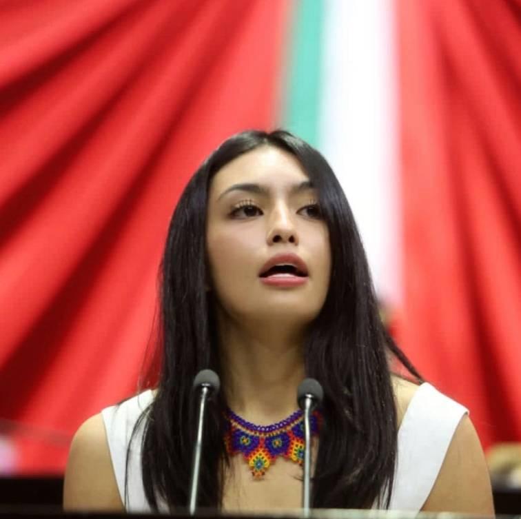 Diputada Frida Esparza propone apoyo del Estado a huérfanos
