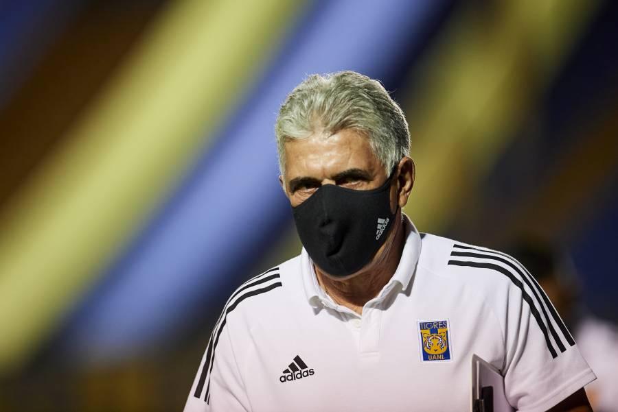 """""""Tuca"""" Ferretti renovará con Tigres hasta 2024"""